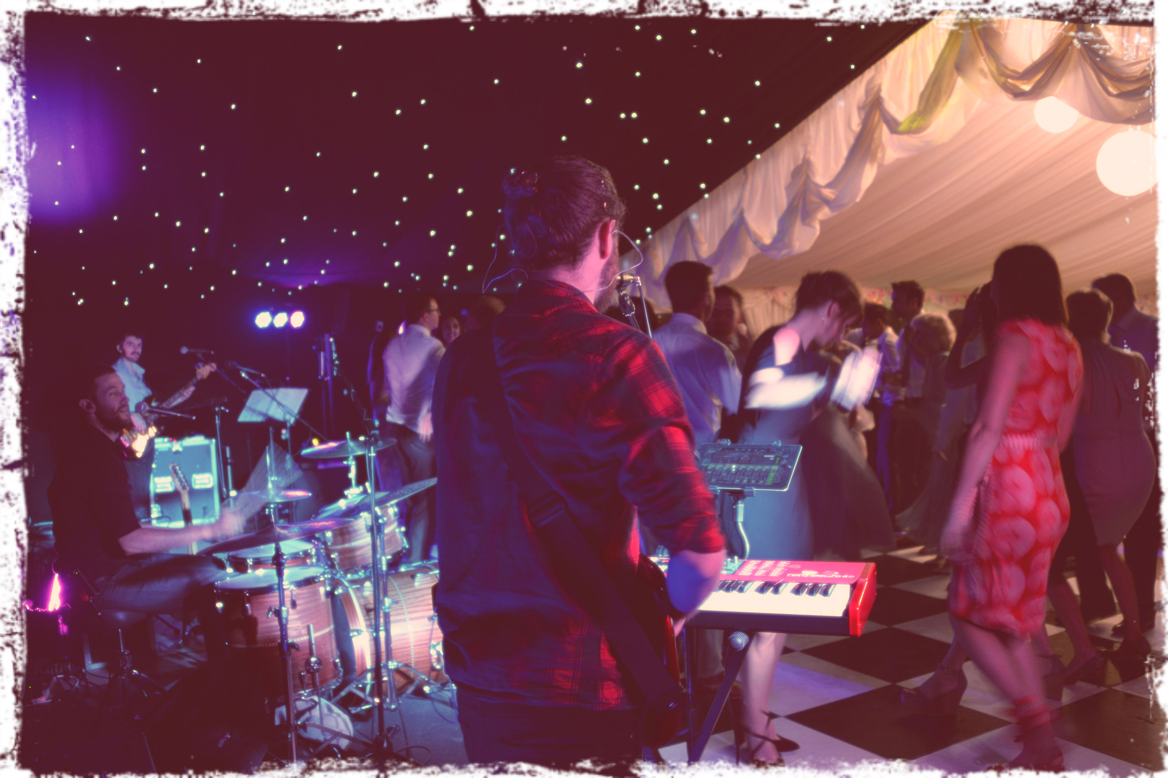 Live Band For Hire House of Chords